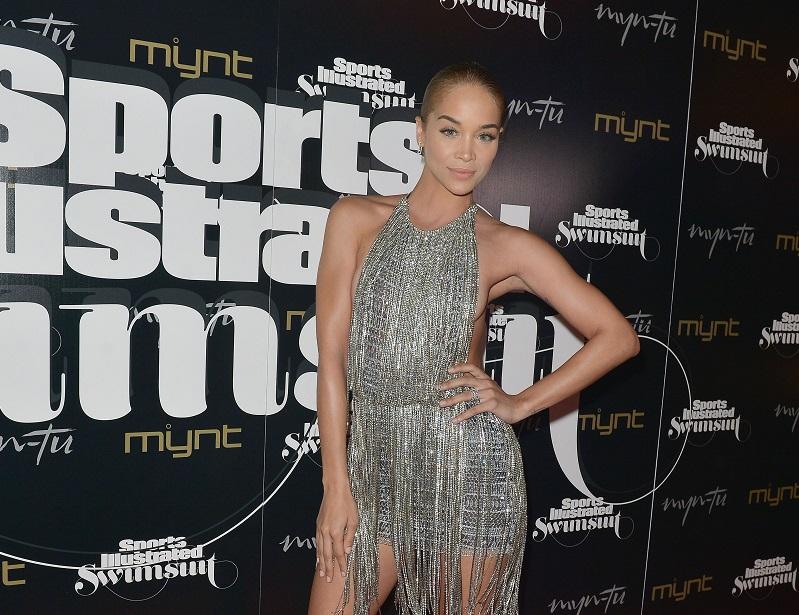Jasmine Sanders Named Sports Illustrated Swimsuit Rookie of