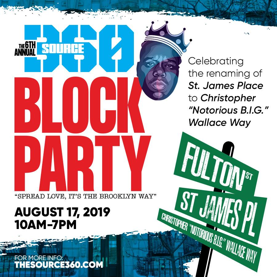 block party promo