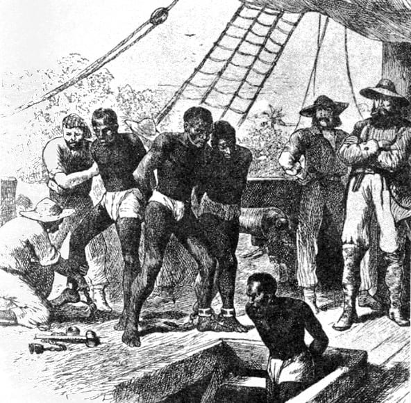 400 Years Ago Today, The First Ship Carrying African Slaves Arrived in Jamestown, Virginia