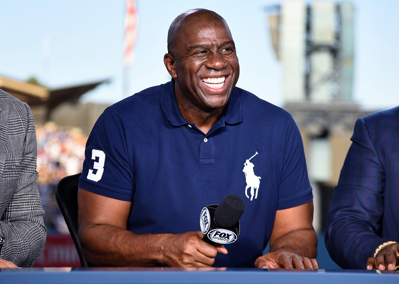 Magic Johnson's Company to Reportedly Fund $100M for Small Business Loans