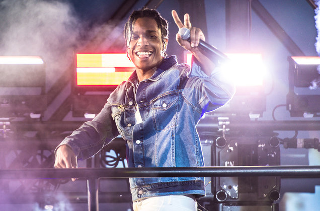 A$AP Rocky Released From Swedish Custody as he Awaits Trial Verdict