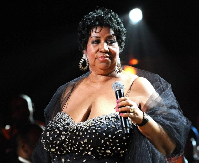 Aretha Franklin's Estate Launches Pancreatic Cancer Research Fund
