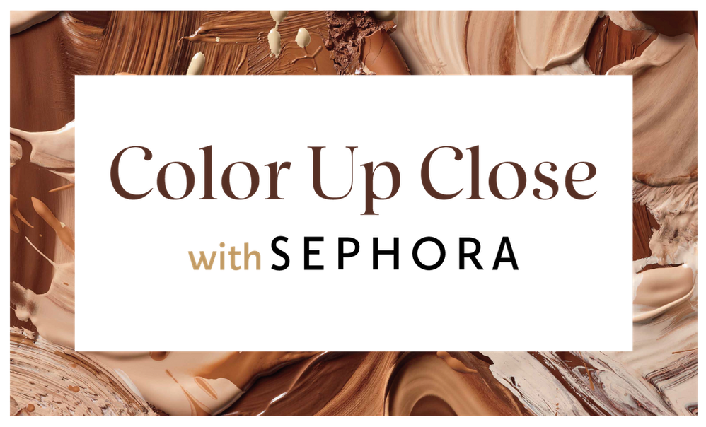 Color Up Close with Sephora