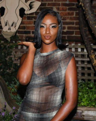 Justine Skye Partners with Farfetch for Intimate Album Release Party