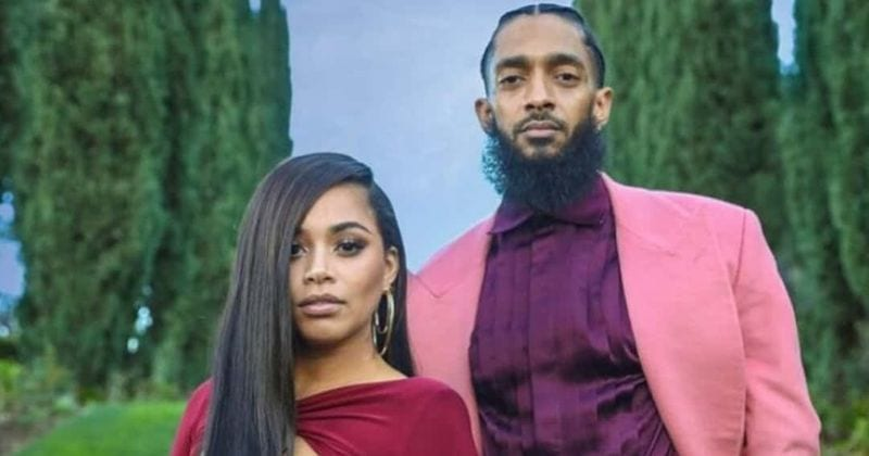 Lauren London Announces Creation of Nipsey Hussle Tower on West Slauson Avenue
