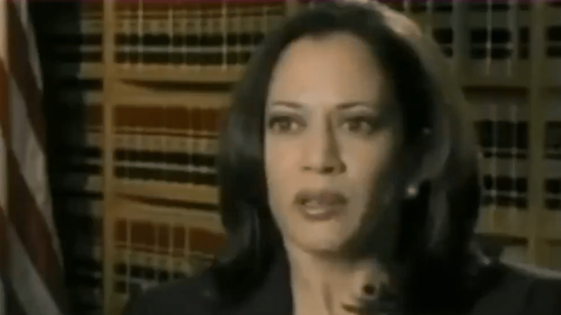 Lil Kim Fans Are Going in on Kamala Harris for her Comments on Rapper's 2005 Perjury Case