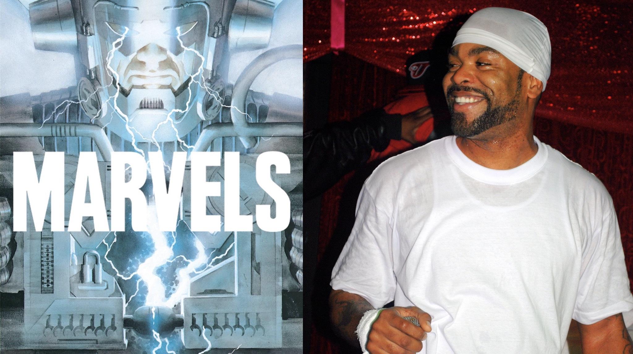 Marvels Method Man