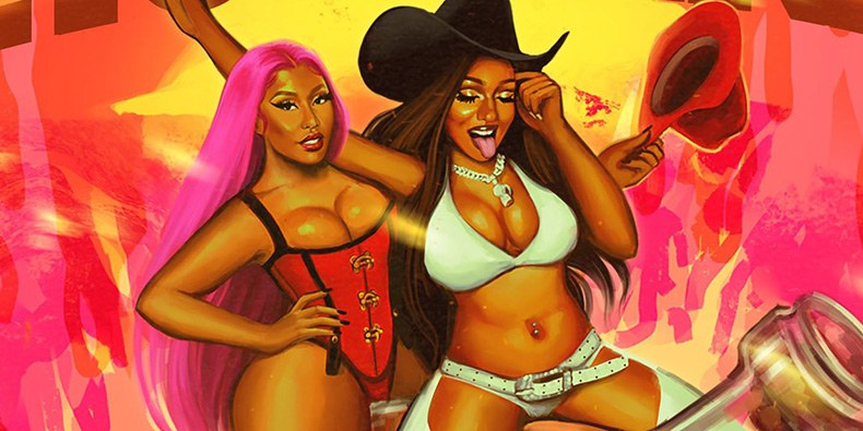 Megan Thee Stallion, Nicki Minaj, and Ty Dolla Sign Join Forces to Officially Make it a 'Hot Girl Summer'