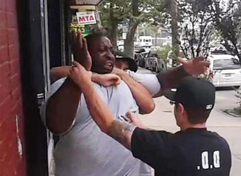 NYPD Fires Officer That Killed Eric Garner