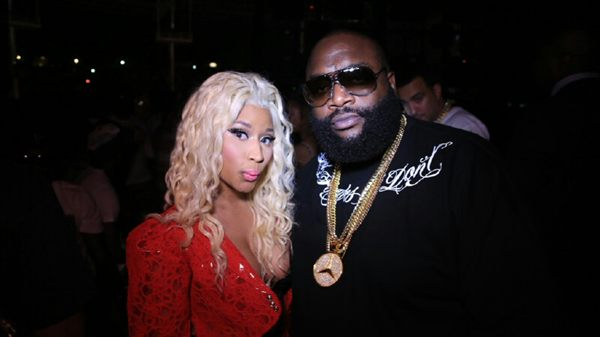 Nicki Minaj Blasts Rick Ross on Joe Budden's Podcast: 'Sit Your Fat A** Down'