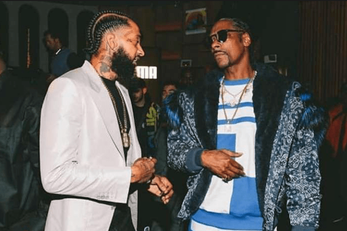 Snoop Dogg Compares Nipsey Hussle to Tupac Shakur: 'I Think the Spirit of Tupac Was Nipsey'