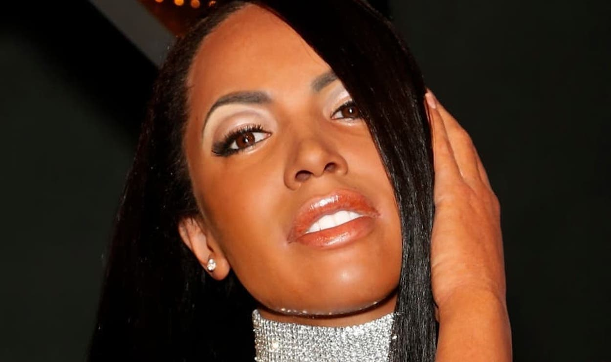 Spot on or Try Again? Maddame Tussauds Unveils Aaliyah's Wax-Figure