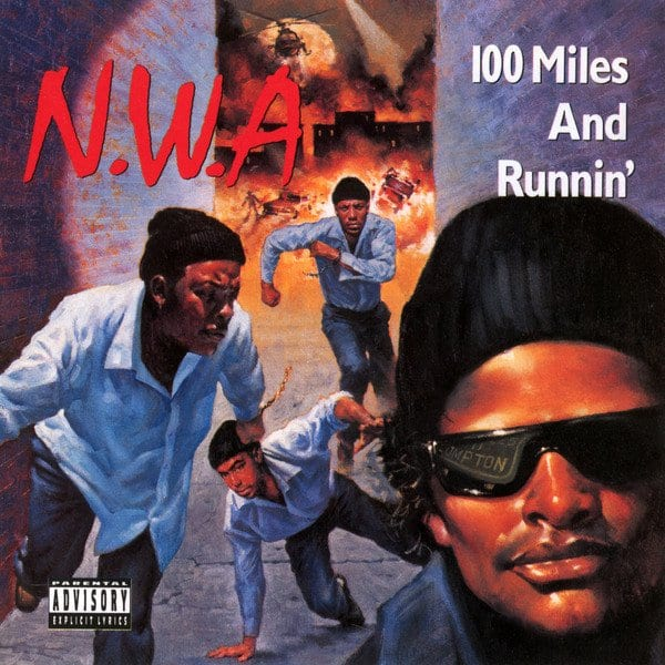 TodayInHipHopHistory:N.W.A.ReleaseTheirSecondProject'MilesAndRunnin'YearsAgo