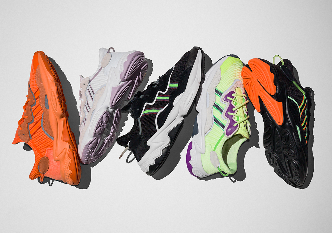 adidas originals ozweego powered by the past collection
