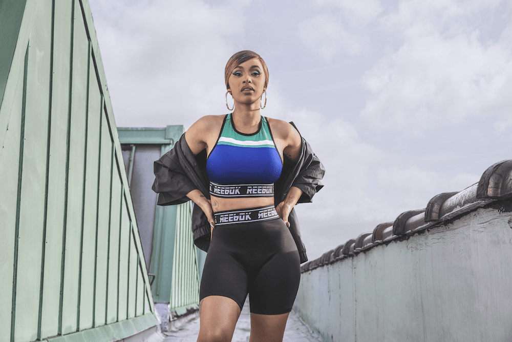 08b11347b2 Cardi B Is Now the Face of Reebok's