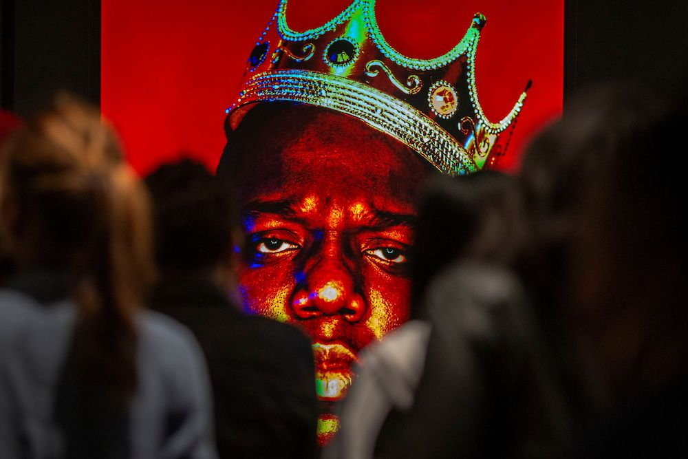 Notorious B.I.G.'s $6 Plastic Crown Auctions for $594,750