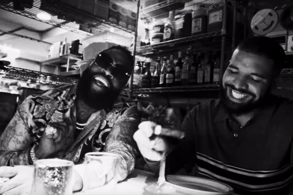 drake rick ross money in the grave music video