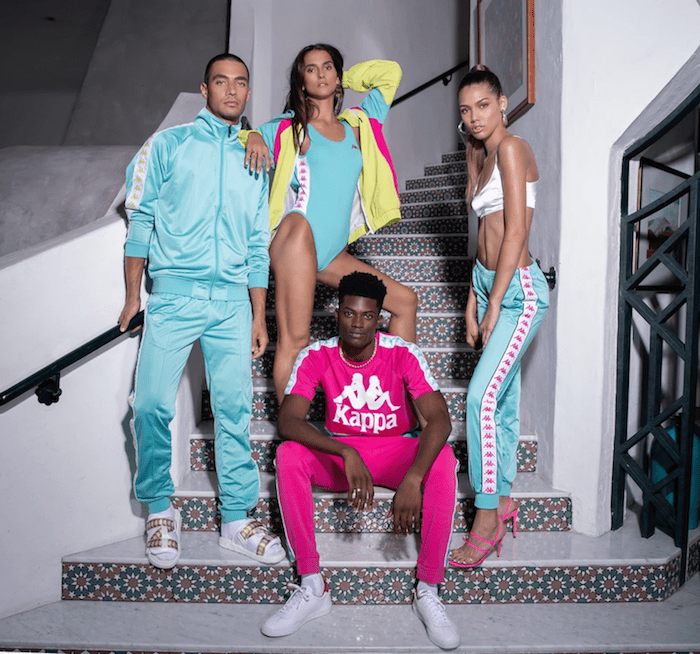 Shop Now: Kappa Authentic Fall 2019 Campaign
