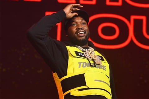 Meek Mill Teases 'Welcome to the Party' Remix