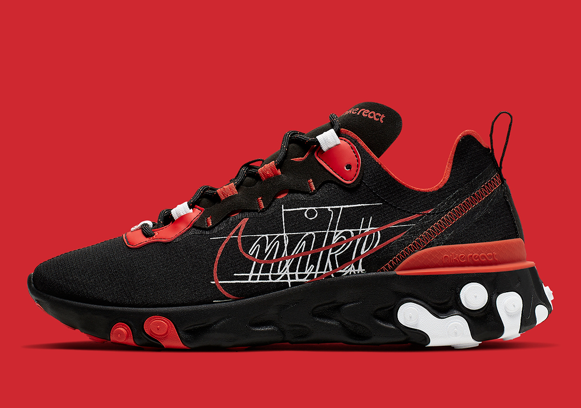 nike react element  script swoosh
