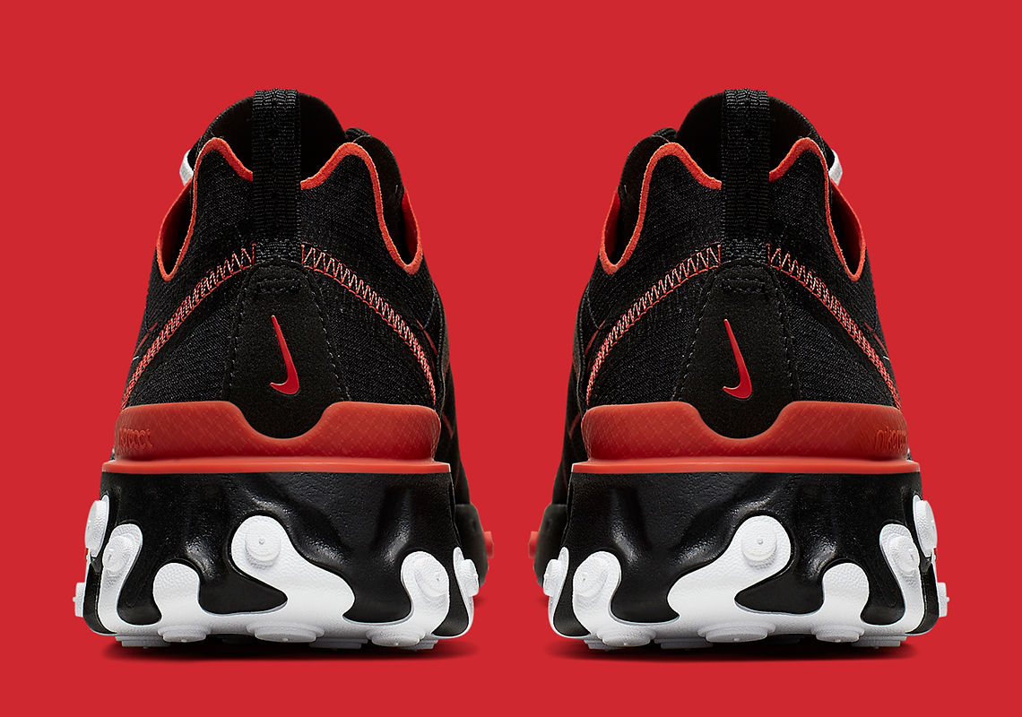 "Clean in Cursive: Nike React Element 55 ""Script Swoosh"""