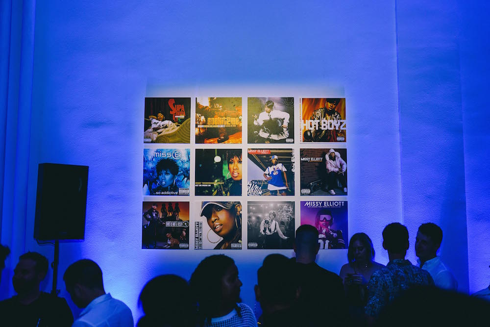 """Recap: Take a Look Inside the Pepsi x MTV VMA """"Museum of Missy"""" Pop-Up Exhibit in NYC"""