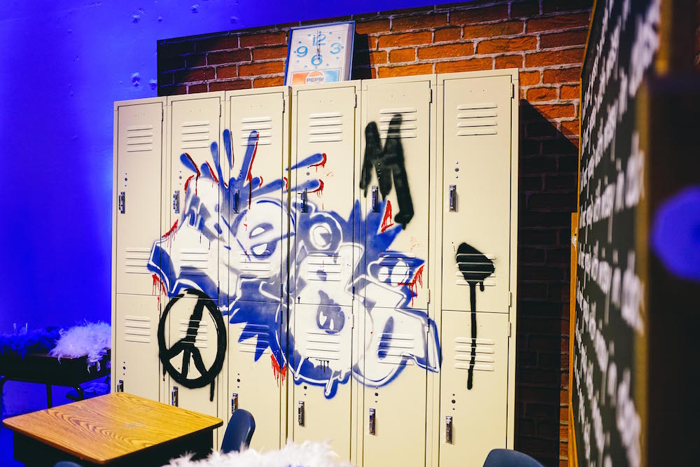 Take a Look Inside the Pepsi x MTV VMA