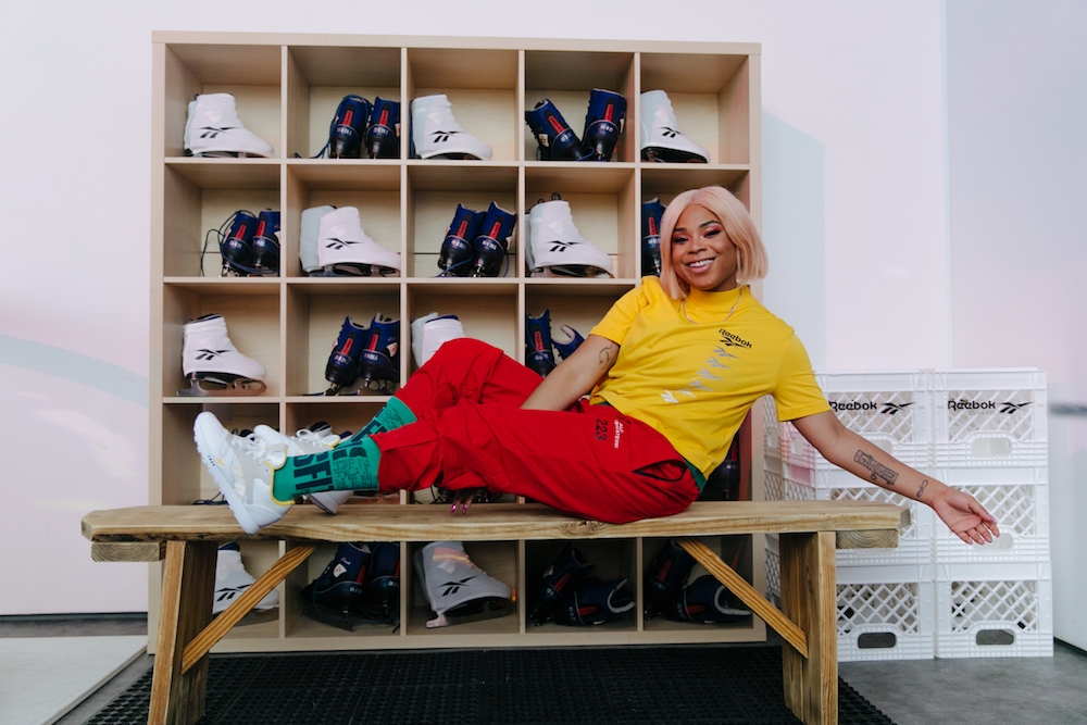 Reebok Gets Transparent With New Alter The Icons FW19 Collection
