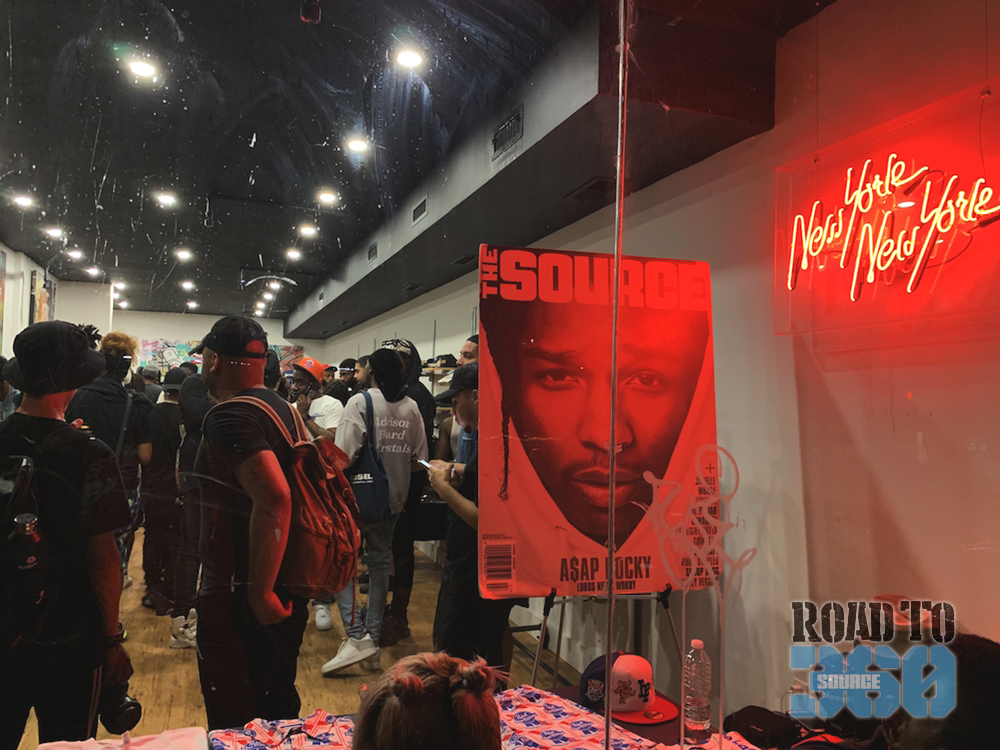 road to source kickback series privilege new york sneaker event recap