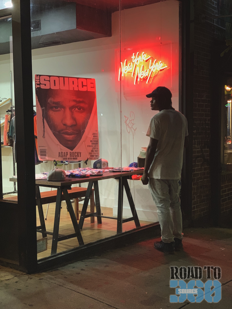 Road To SOURCE360: The Kickback Series Returned For a Night of Networking & Sneaker Culture at PRIVILEGE New York