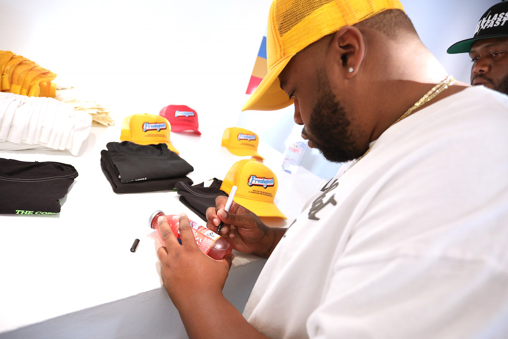 Exclusive: Joe Freshgoods Breaks Down His Snapple Collab That Even Brought Chance The Rapper to NYC