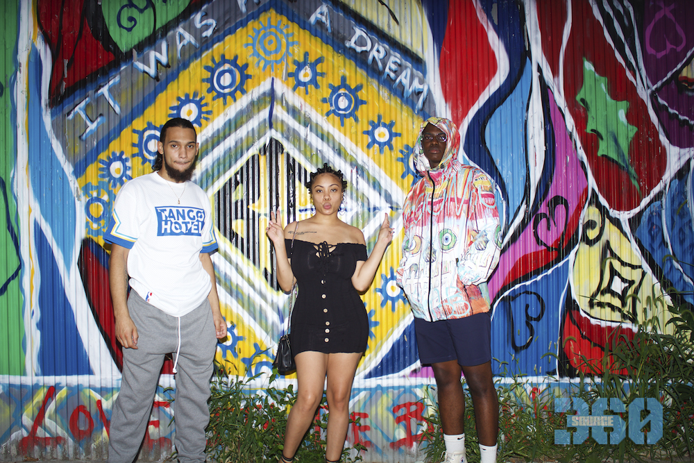 Recap: SOURCE360 Block Party Fashion Show Lookbook