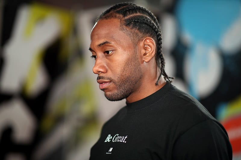 SOURCE SPORTS: Stephen A Smith Says Kawhi Leonard Has Asked Clippers Management for an Upgrade At Point Guard Position