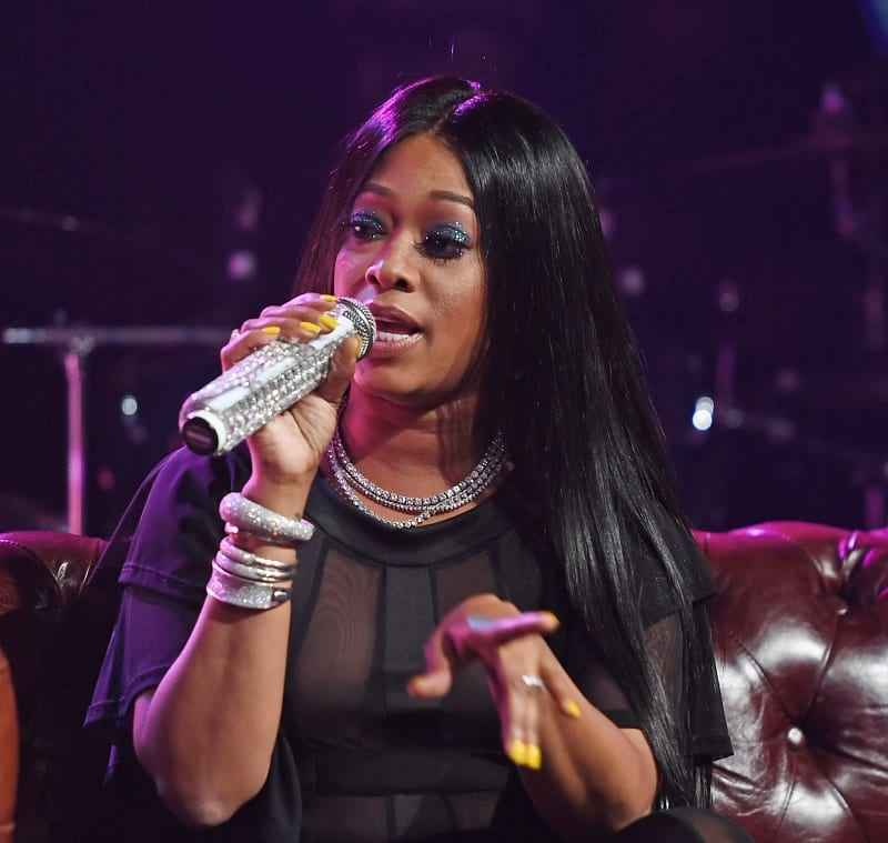 Trina Apologizes for Referring to Protesters as 'Animals'