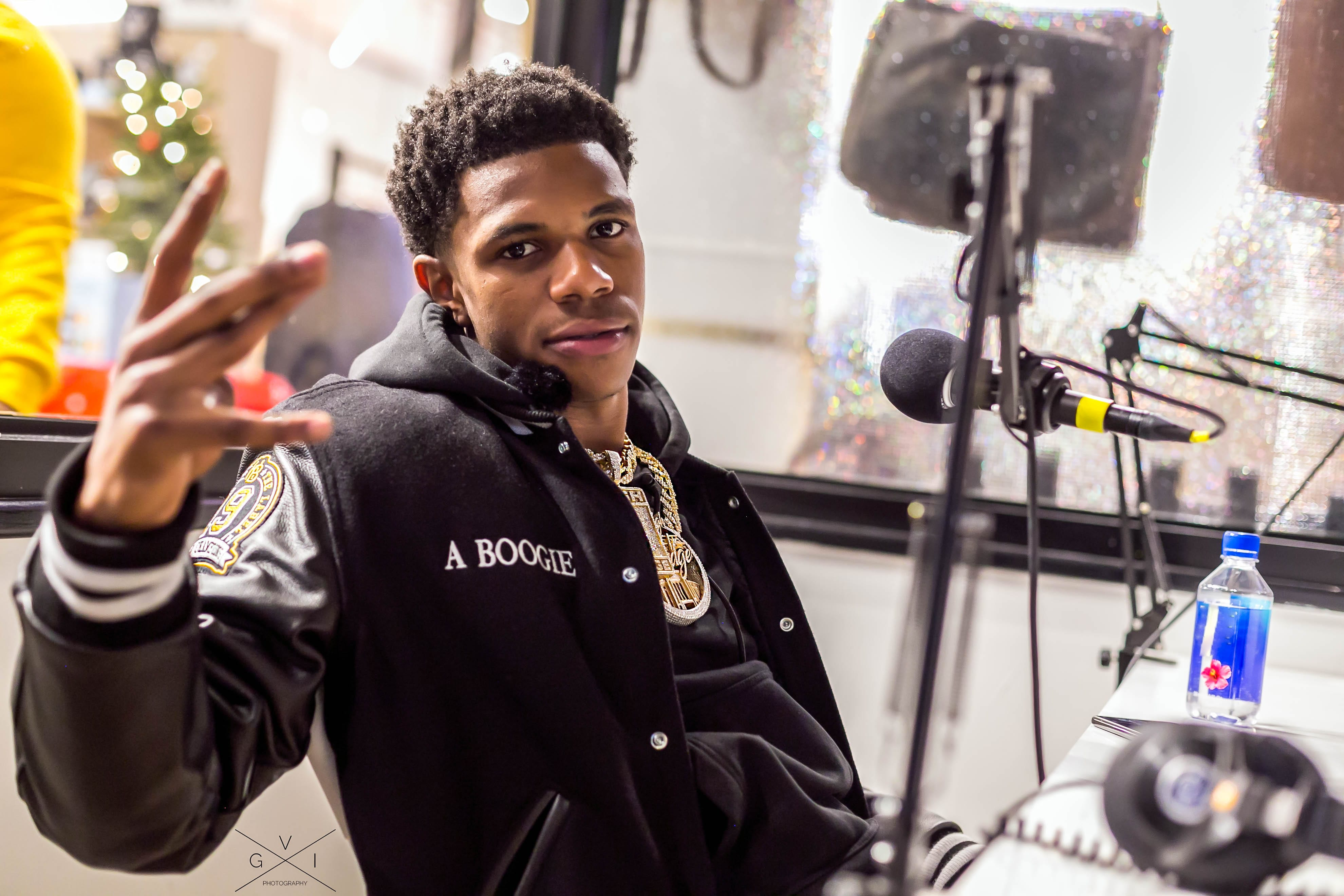 A Boogie Wit Da Hoodie Pledges to Donate $50K to UNICEF for Hurricane Dorian Relief Efforts