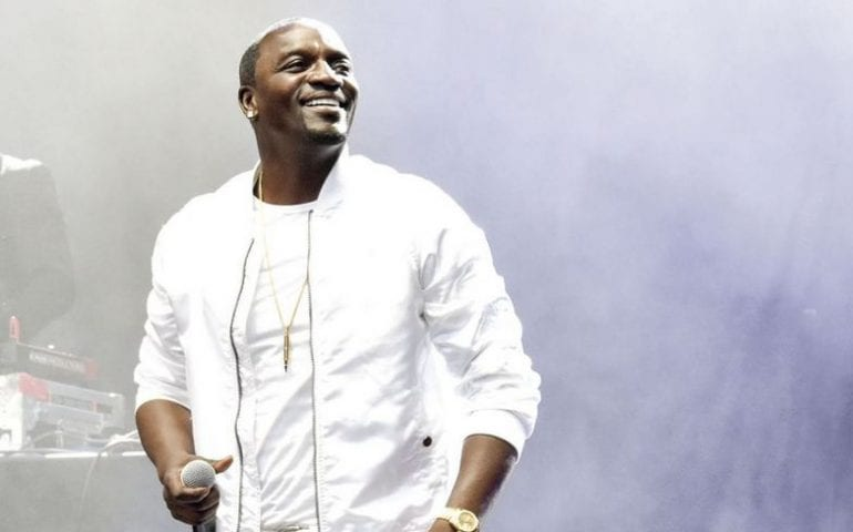 Akon on Slavery in America: 'You Just Gotta Let it Go'