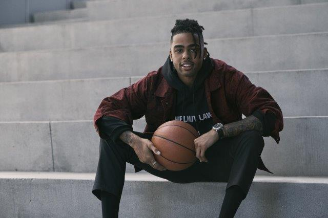 Bloomingdales Mix Masters DAngelo Russell