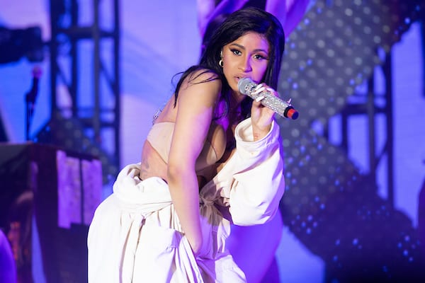Cardi B Details Being Sexually Harrassed During Photoshoot