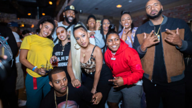 DJ Suss One's The Feature Presentation Hosts 2nd Dinner and a Movie for 'IT Chapter 2' Screening