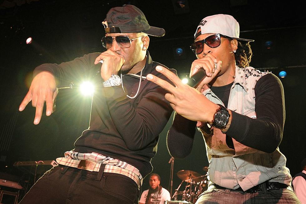 Future and Rocko Reunite at Atlanta Stop of Legendary Nights Tour