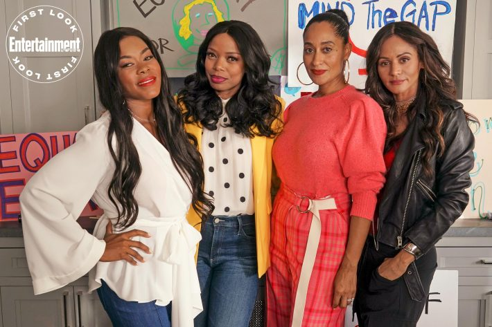 'Girlfriends' Cast Set to Reunite for 'Black-Ish' Episode Next Month