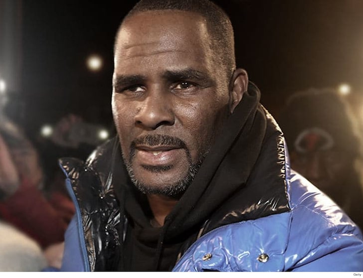 Illinois Prosecutors to Use R. Kelly's Marriage to Aaliyah to Keep Him in Jail During Trial