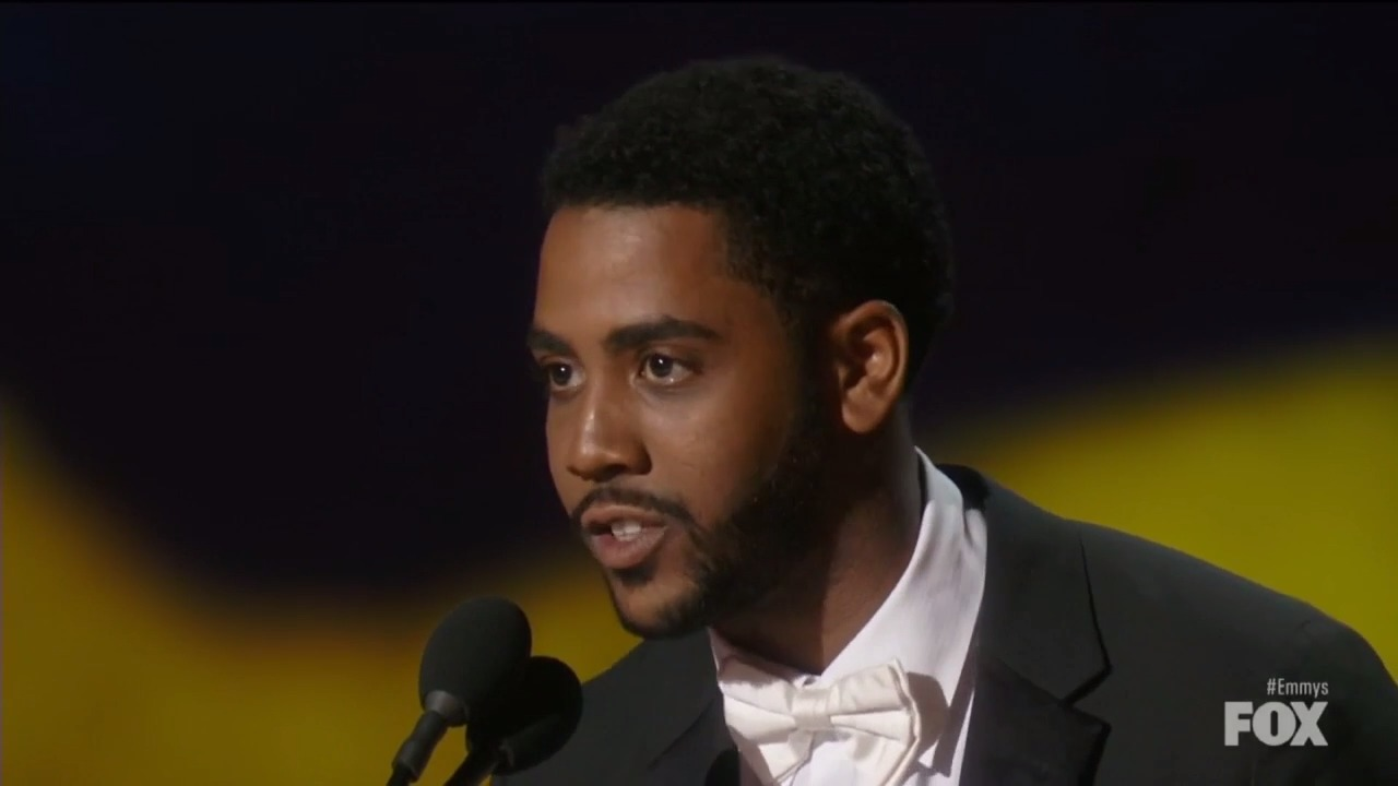 Jharrel Jerome Wins an Emmy
