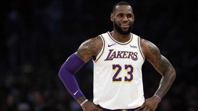 Lebron James is Leading Call for Return of NBA Season Despite Pushback From Other Players Amid Growing Racial Tension in the Country