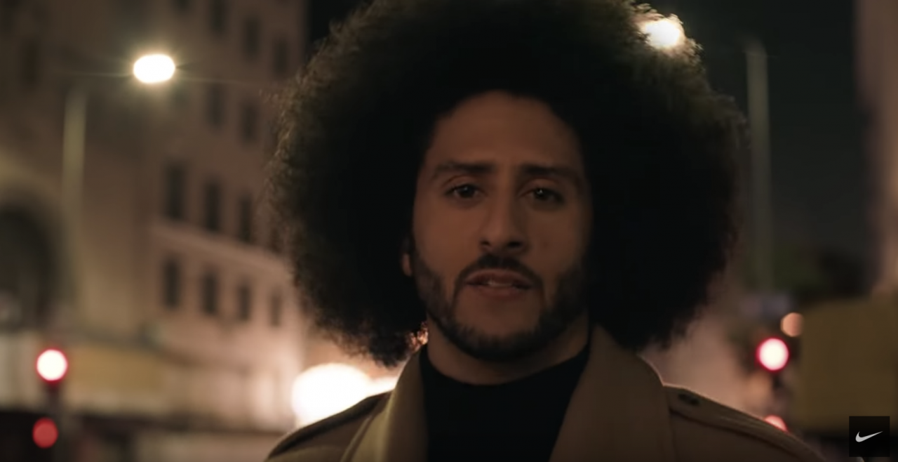 Nike's Colin Kaepernick 'Dream Crazy' Ad Wins Emmy