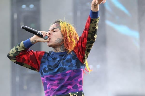 6ix9ine is showing respect to fallen rapper Pop Smoke. The words come after he was called out on Instagram By The Game about being around.