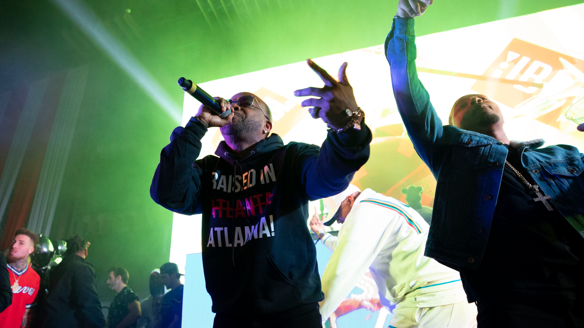 Three 6 Mafia Reunite at ONE Music Fest, DJ Paul Teases New Album