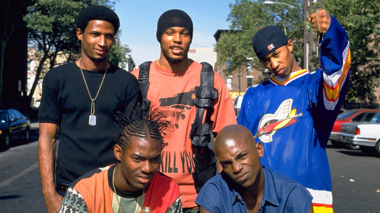 TodayinHip HopHistory:SpikeLee's'Clockers'DebutsinTheatersYearsAgo