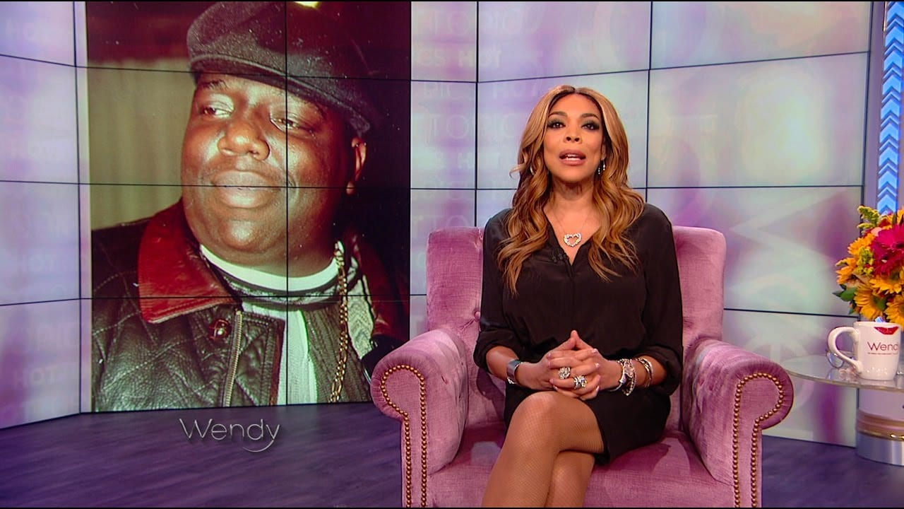 Wendy Williams' Biopic to Address her Alleged Hook Up With Biggie