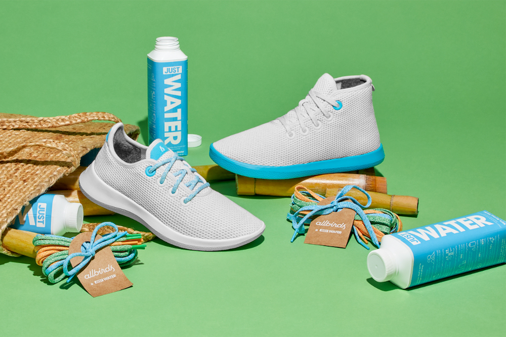 allbirds just water sneaker collection